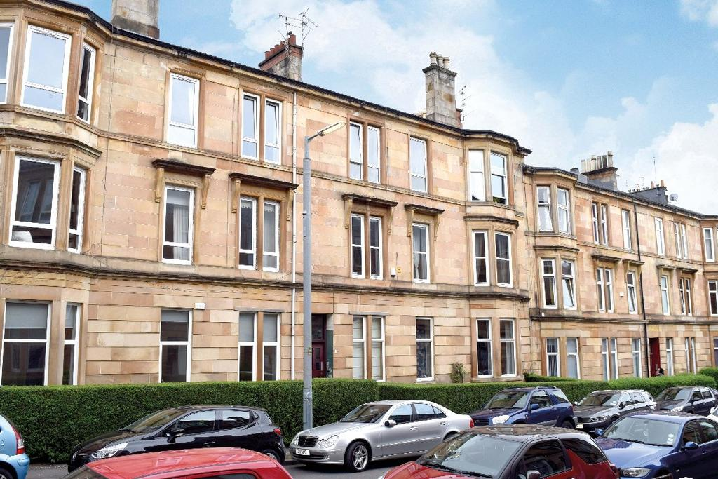 3 Bedrooms Flat for sale in Mount Stuart Street, Flat 0/1, Shawlands, Glasgow, G41 3YL
