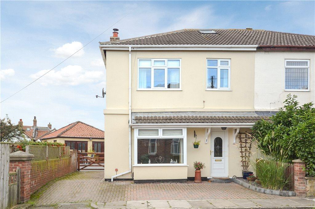 3 Bedrooms Semi Detached House for sale in Eastbourne Avenue, Egglescliffe, Stockton-on-Tees