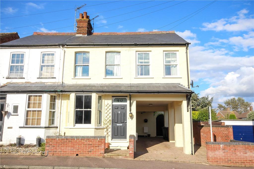 5 Bedrooms Semi Detached House for sale in Batford Road, Harpenden, Hertfordshire