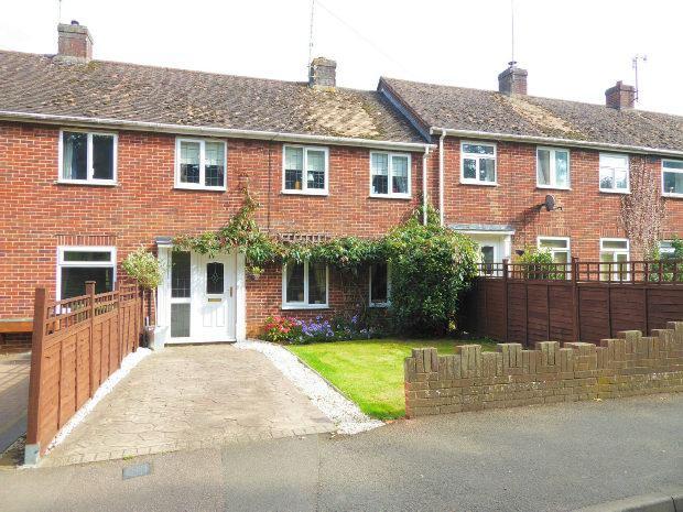 3 Bedrooms Terraced House for sale in Queensway, Banbury