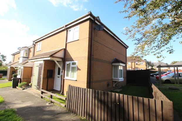 2 Bedrooms Semi Detached House for sale in Horse Field View, Melton Mowbray, LE13