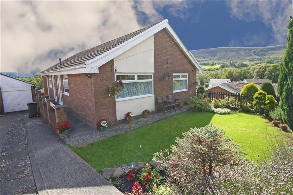 4 Bedrooms Detached Bungalow for sale in Hazel Drive, Landare, Aberdare, Mid Glamorgan