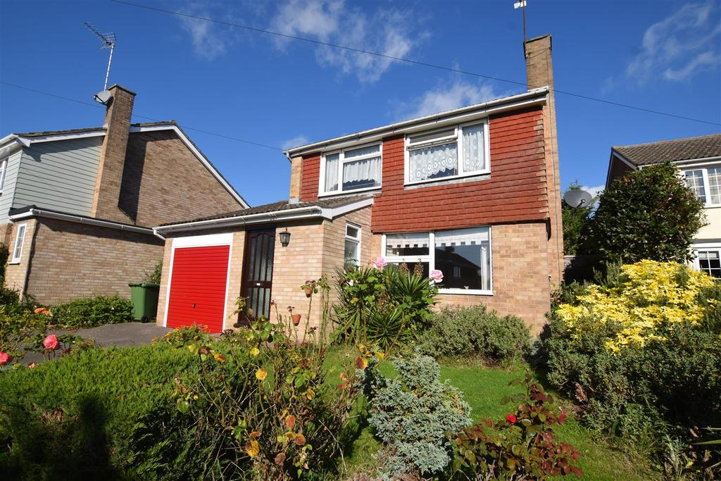 3 Bedrooms Detached House for sale in Viking Road, Maldon
