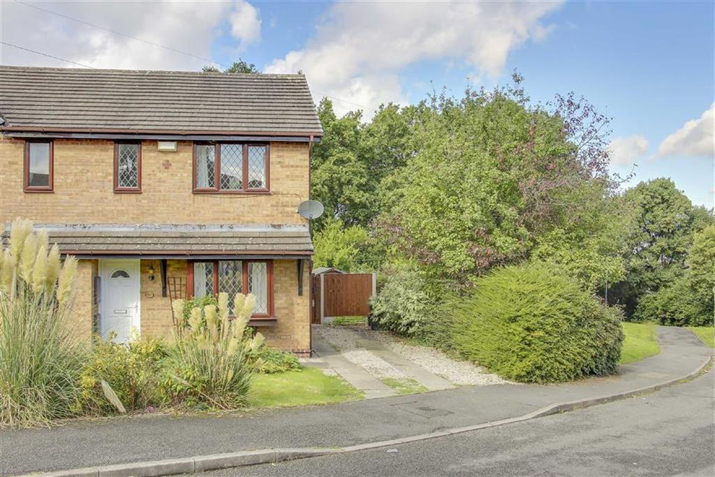 3 Bedrooms Semi Detached House for sale in Pembry Rise, Connah's Quay, Deeside, Flintshire