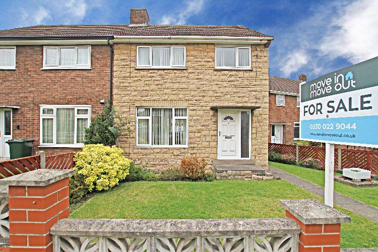 3 Bedrooms Semi Detached House for sale in Meadow Avenue Rotherham South Yorkshire