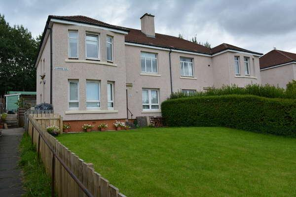 3 Bedrooms Flat for sale in 90 Blairdardie Road, Knightswood, Glasgow, G13 2AD
