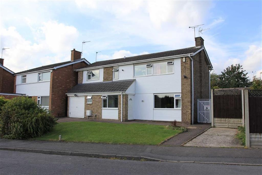 4 Bedrooms Detached House for sale in The Meads, Western Park, Leicester