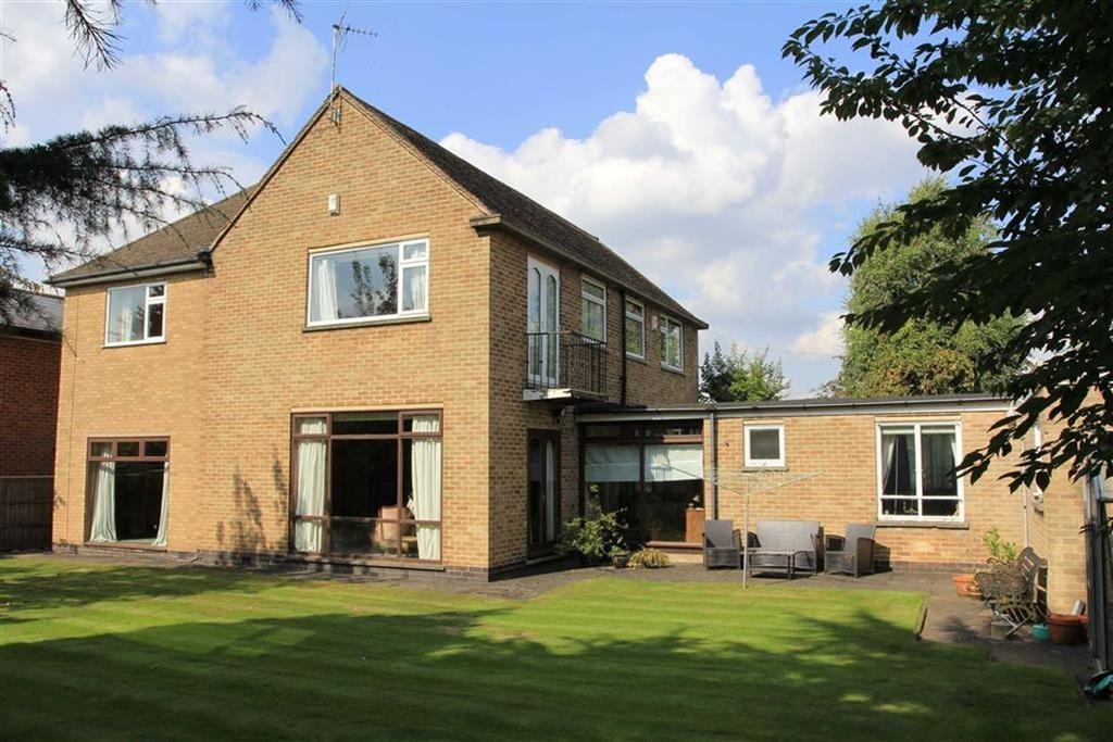 5 Bedrooms Detached House for sale in Woodfield Road, Oadby, Leicester