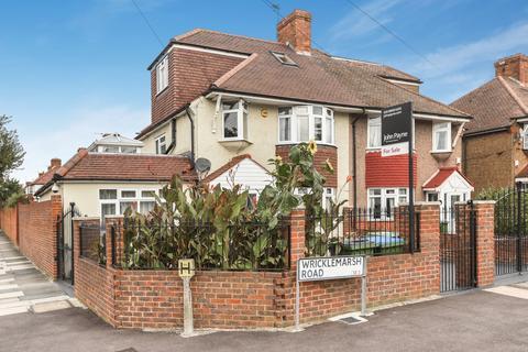4 bedroom semi-detached house for sale - Wricklemarsh Road London SE3
