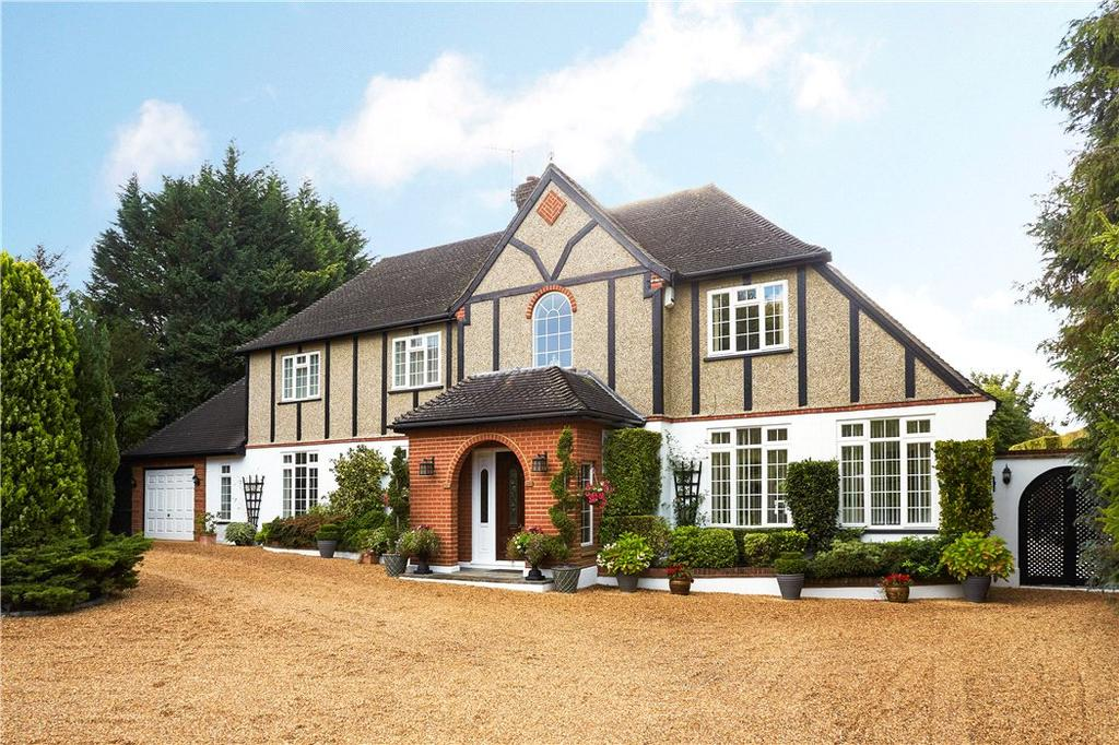 5 Bedrooms Detached House for sale in The Mount, Fetcham, Leatherhead, Surrey, KT22