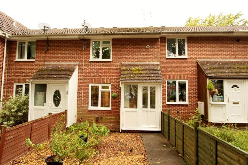2 Bedrooms Terraced House for sale in Ferndale, Hedge End SO30