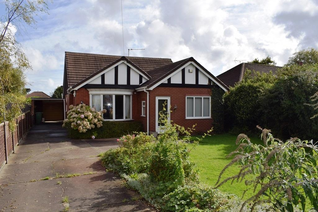 3 Bedrooms Detached Bungalow for sale in Church Avenue, Humberston