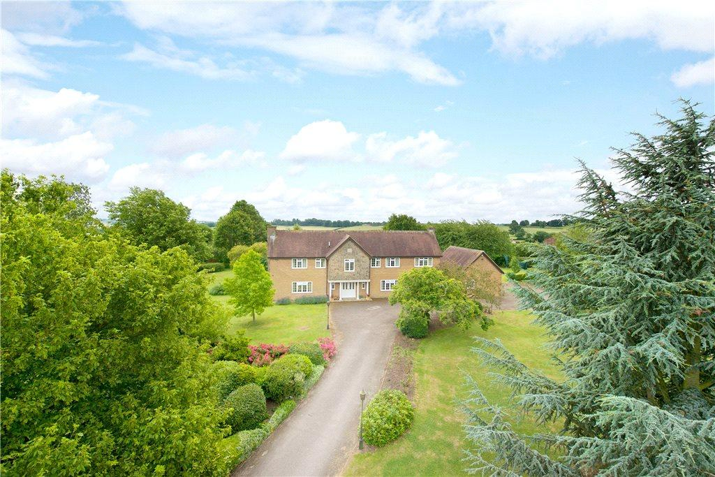 4 Bedrooms Detached House for sale in Alderton Turn, Grafton Regis, Towcester, Northamptonshire
