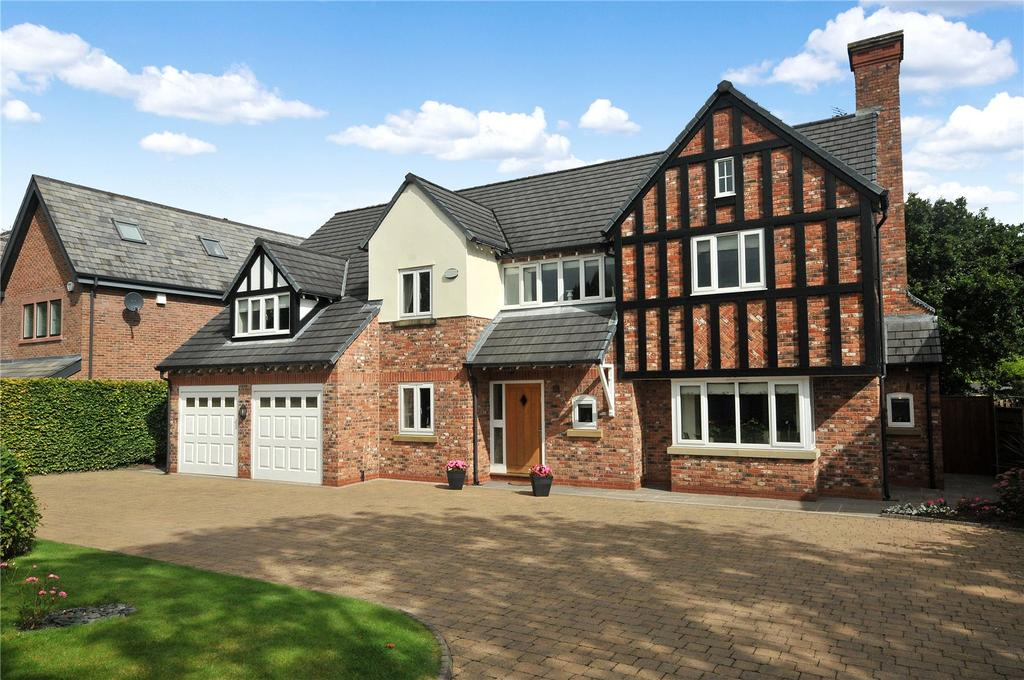 5 Bedrooms Detached House for sale in Chapel Lane, Hale Barns, Cheshire, WA15