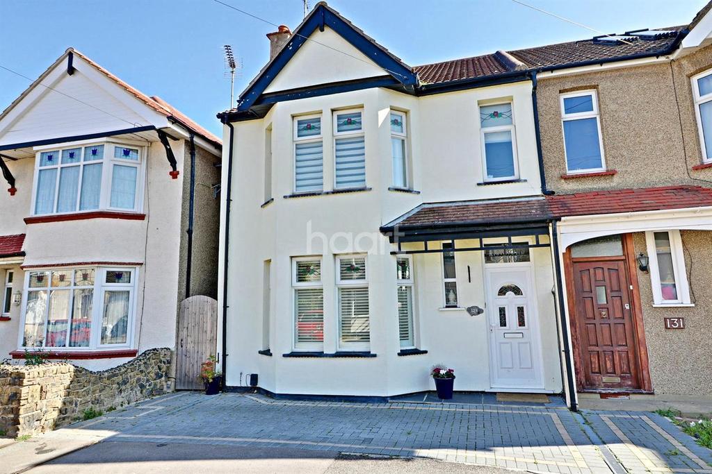 4 Bedrooms Semi Detached House for sale in Richmond Avenue, Shoeburyness