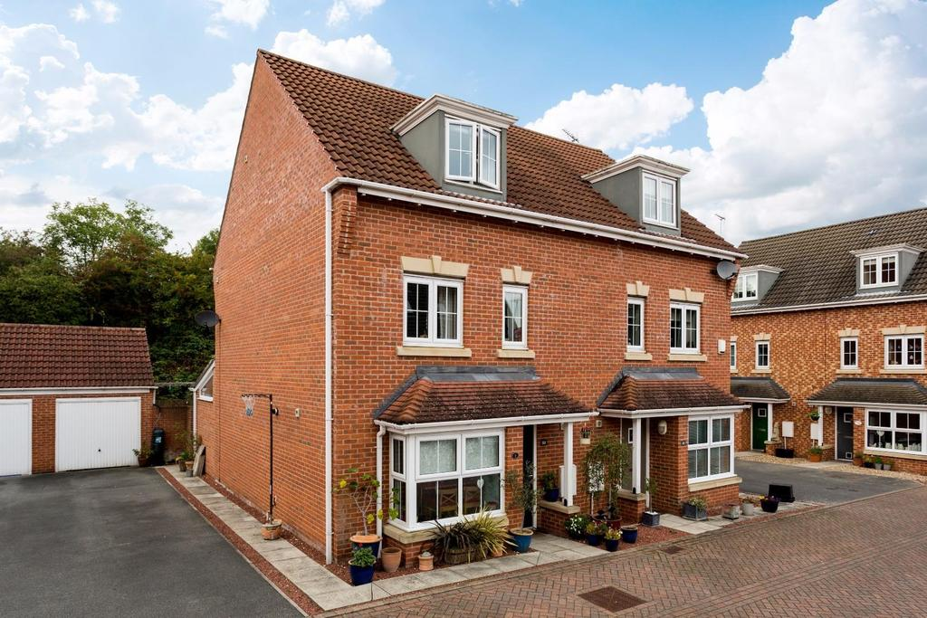 4 Bedrooms House for sale in Guinea Croft, Knaresborough