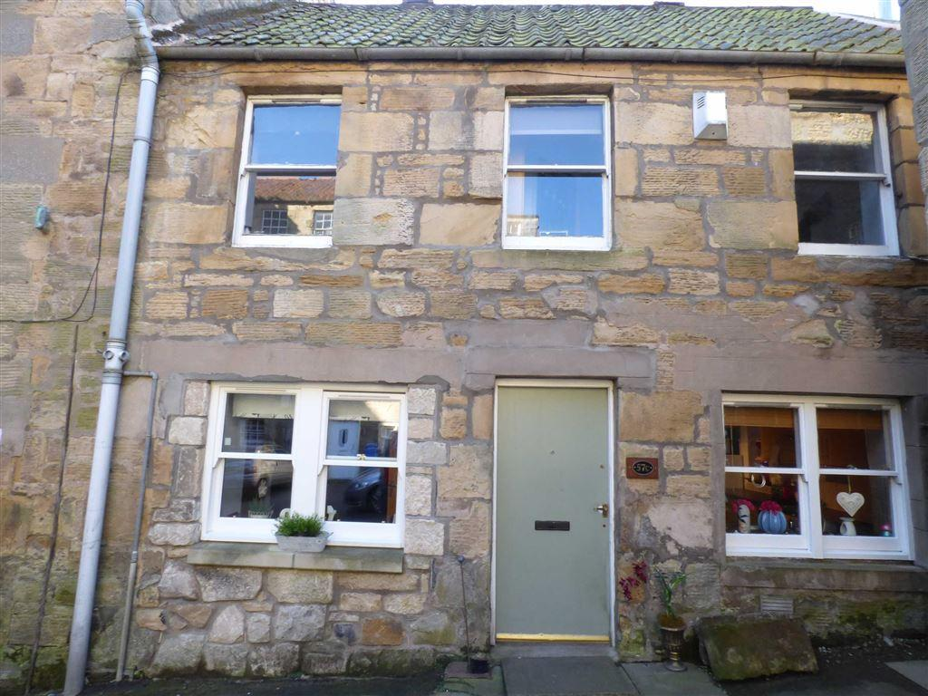 2 Bedrooms Terraced House for sale in Crossgate, Cupar, Fife