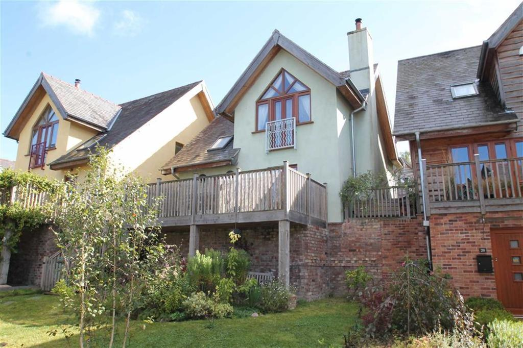 3 Bedrooms Detached House for sale in The Wintles, Bishops Castle