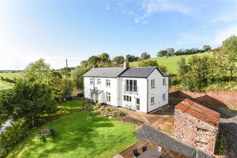 5 bedroom detached house for sale - Cheriton Fitzpaine, Crediton, Devon, EX17