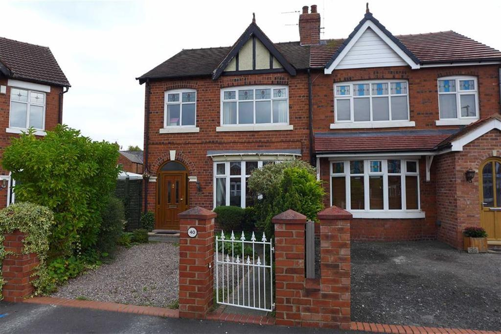 3 Bedrooms Semi Detached House for sale in Tynedale Avenue, Crewe