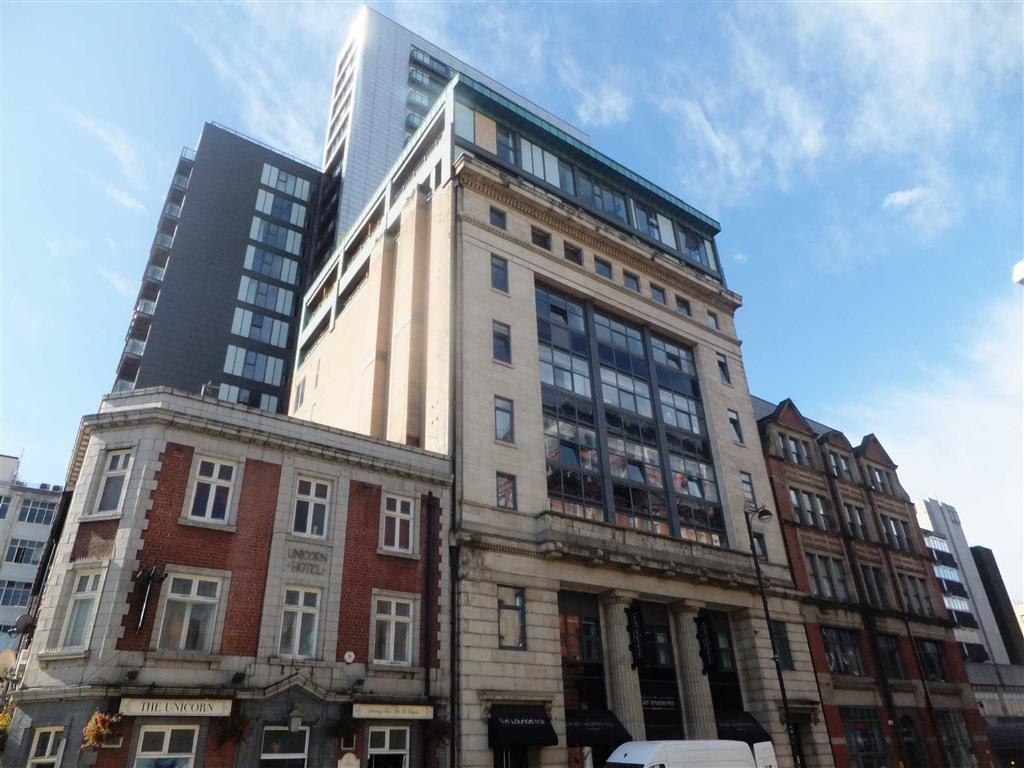 2 Bedrooms Flat for sale in Pall Mall, Church Street, Northern Quarter