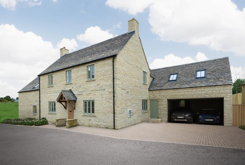 5 Bedrooms Detached House for sale in Plot 3 Snowdrop Cottage, Simons Lane, Shipton-under-Wychwood, Chipping Norton, Oxfordshire