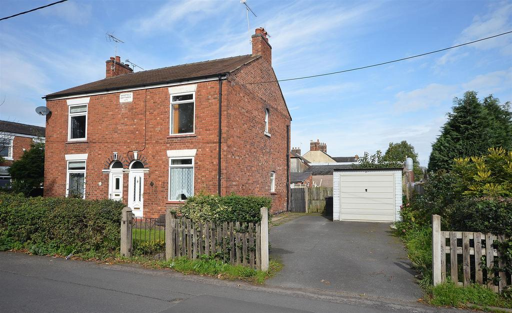 2 Bedrooms Semi Detached House for sale in Bradeley Road, Haslington