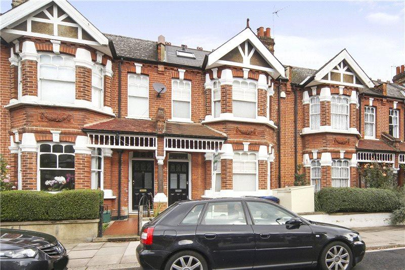 4 Bedrooms Terraced House for sale in Valetta Road, London, W3
