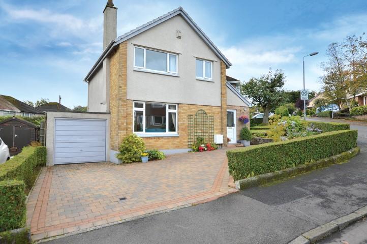 3 Bedrooms Detached House for sale in 101 Castlehill Road, Bearsden, G61 4DT