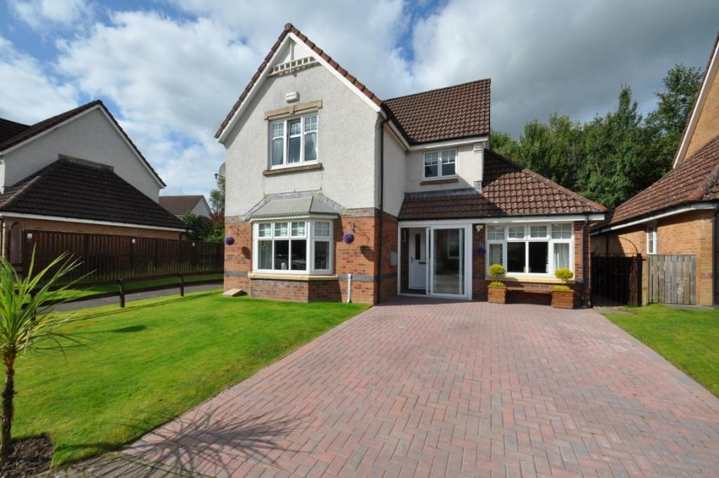 4 Bedrooms Detached House for sale in 4 Priorwood Gate, Newton Mearns, G77 6ZX