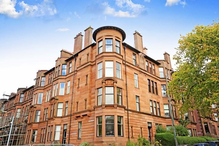 6 Bedrooms Flat for sale in 20 Queensborough Gardens, Hyndland, G12 9PP