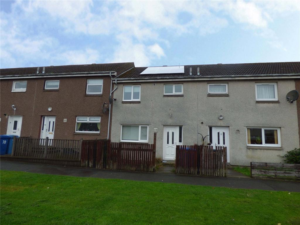 2 Bedrooms Terraced House for sale in 71 Huntly Avenue, Deans, Livingston, EH54