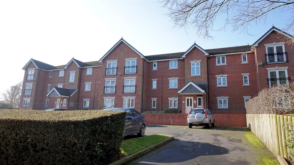 2 Bedrooms Apartment Flat for sale in The Mount St Georges, Second Avenue, Porthill, Newcastle, Staffs