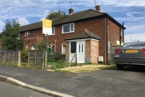2 bedroom semi-detached house to rent - Lutterworth