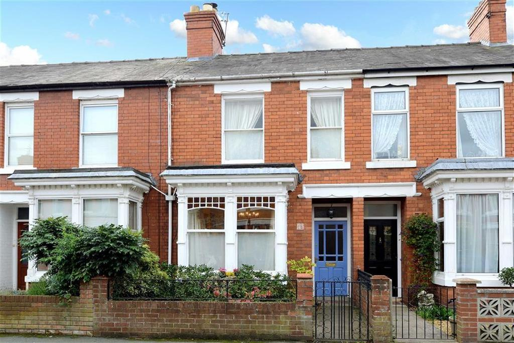 3 Bedrooms Town House for sale in King Street, Cherry Orchard, Shrewsbury, Shropshire