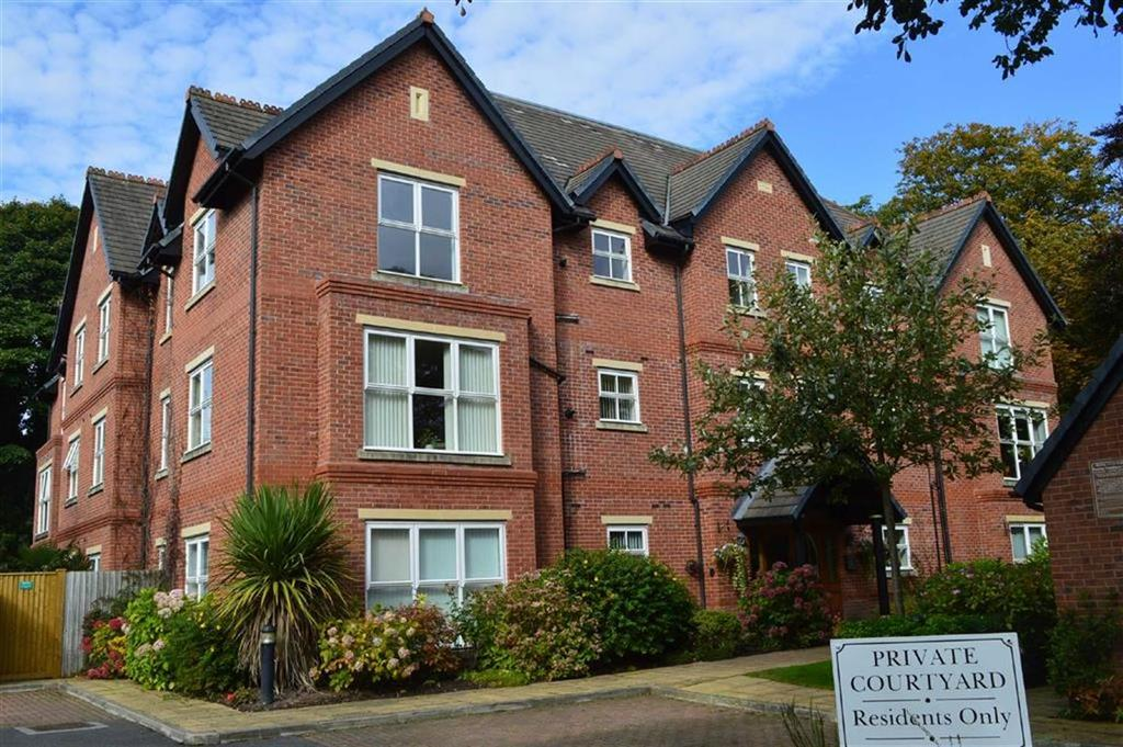 2 Bedrooms Apartment Flat for sale in Braemar House, Oxton, CH43