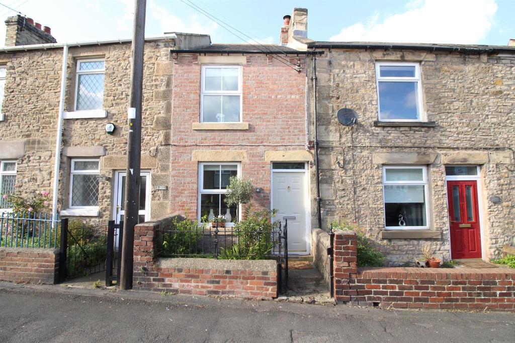 2 Bedrooms Terraced House for sale in Burnt Houses, Greenside, Ryton