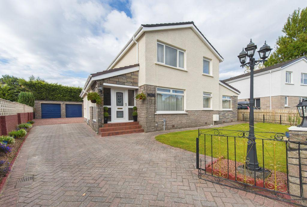 5 Bedrooms Detached Villa House for sale in 4 Gorsewood, Bishopbriggs, Glasgow, G64 2TG