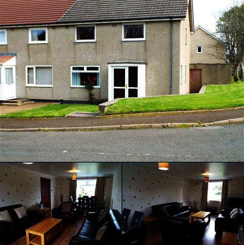 3 bedroom semi-detached house for sale - 1 Brims Road, Thurso