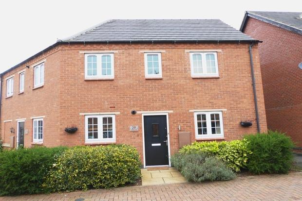 2 Bedrooms Maisonette Flat for sale in Hallaton Drive, Syston, Leicester, LE7