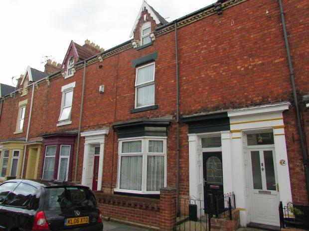 4 Bedrooms Terraced House for sale in MITCHELL STREET, HARTLEPOOL, HARTLEPOOL