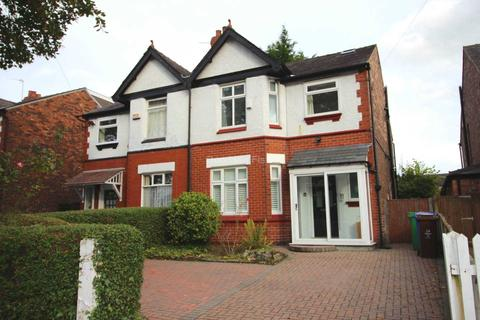 4 bedroom semi-detached house to rent - Parrs Wood Road, Didsbury