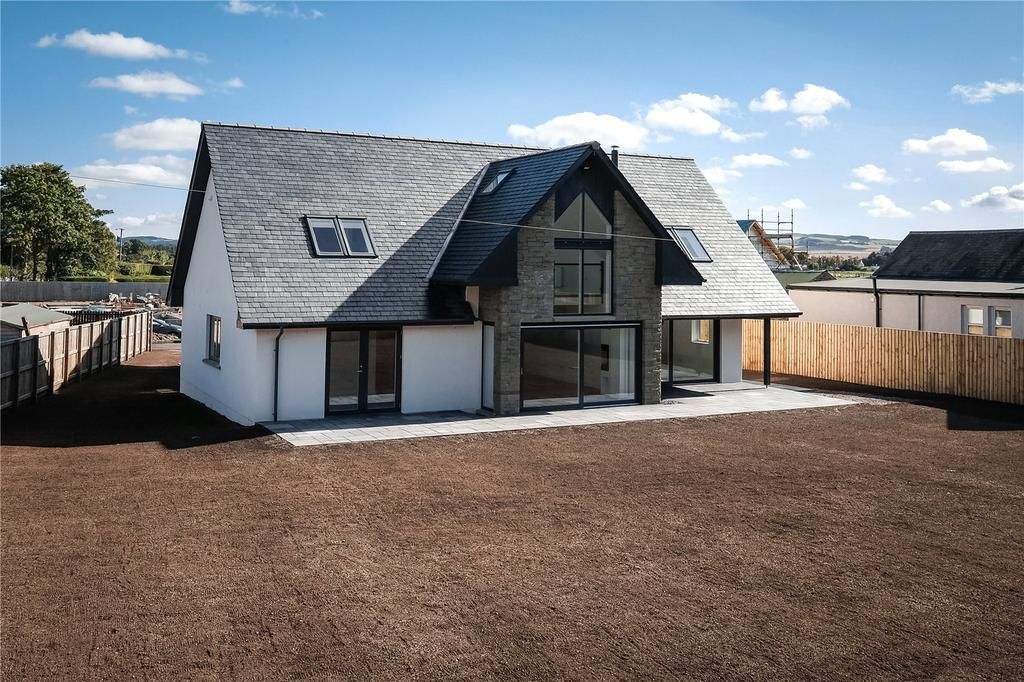 5 Bedrooms Detached House for sale in Orchard House, Charlottetown, Cupar, Fife, KY15
