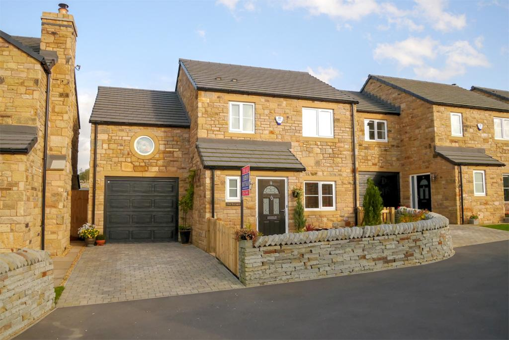 3 Bedrooms Detached House for sale in 9 Spencer Close, Skipton
