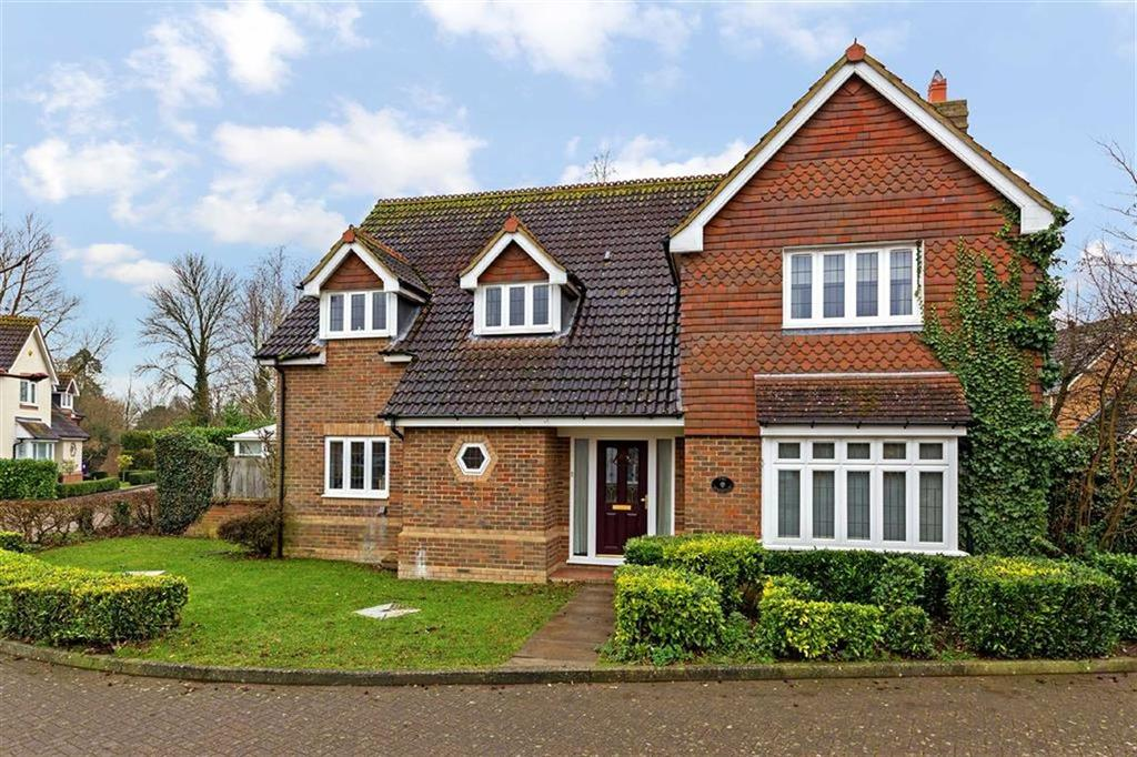 4 Bedrooms Detached House for sale in Homefield, Hinxworth, Hertfordshire