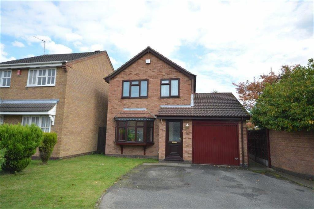3 Bedrooms Detached House for sale in Bonnington Drive, Bedworth