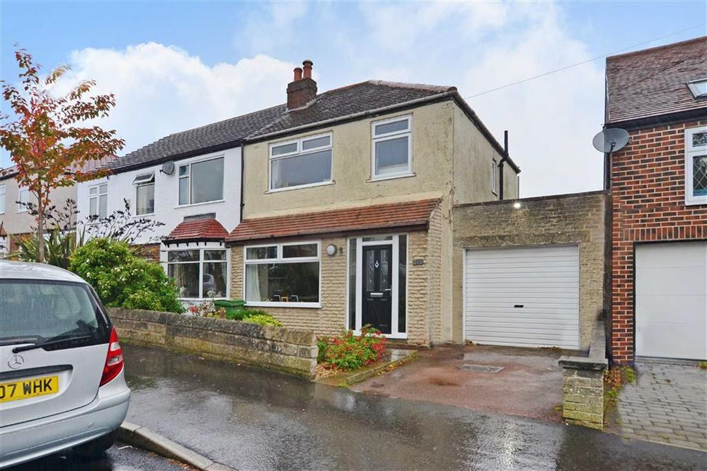 3 Bedrooms Semi Detached House for sale in 208, Westwick Road, Greenhill, Sheffield, S8