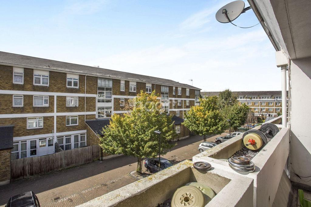 2 Bedrooms Flat for sale in Flaxman Road SE5