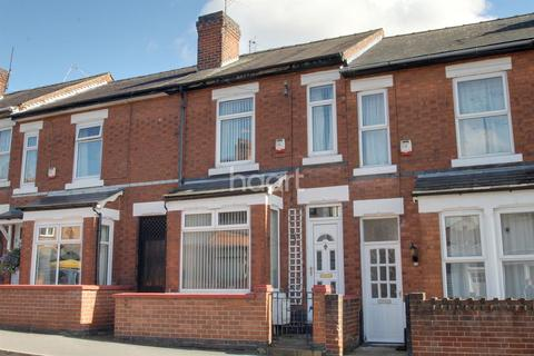 3 bedroom terraced house for sale - Cromwell Road, Derby
