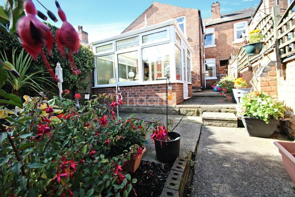 3 Bedrooms Terraced House for sale in Derby